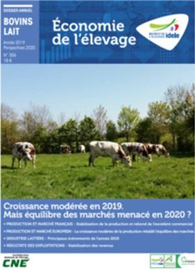Dossier annuel lait : croissance modérée en 2019. Mais équilibre des marchés menacé en 2020 ?