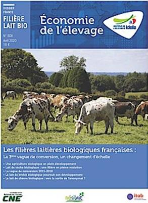 Dossier sur les filières laitières biologiques françaises : la 3ème vague de conversion, un changement d'échelle
