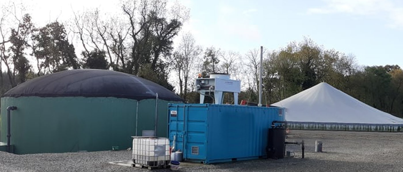 l'agronomie comme solution pour produire plus de biogaz