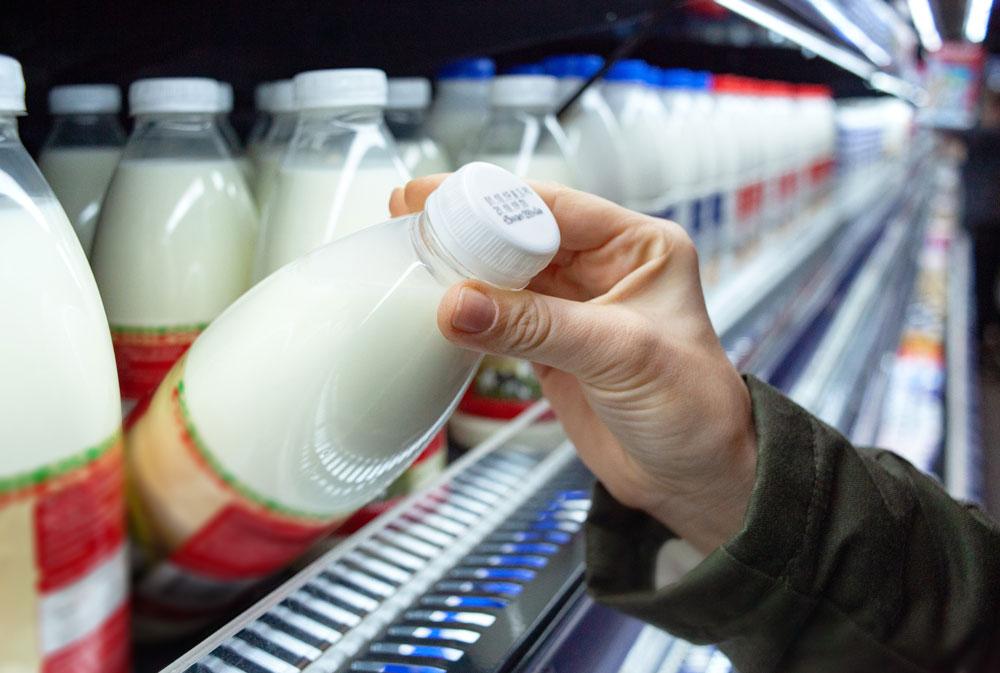 Un écart de prix du lait pas totalement comblé par rapport à 2019, d'environ 5€ fin 2020