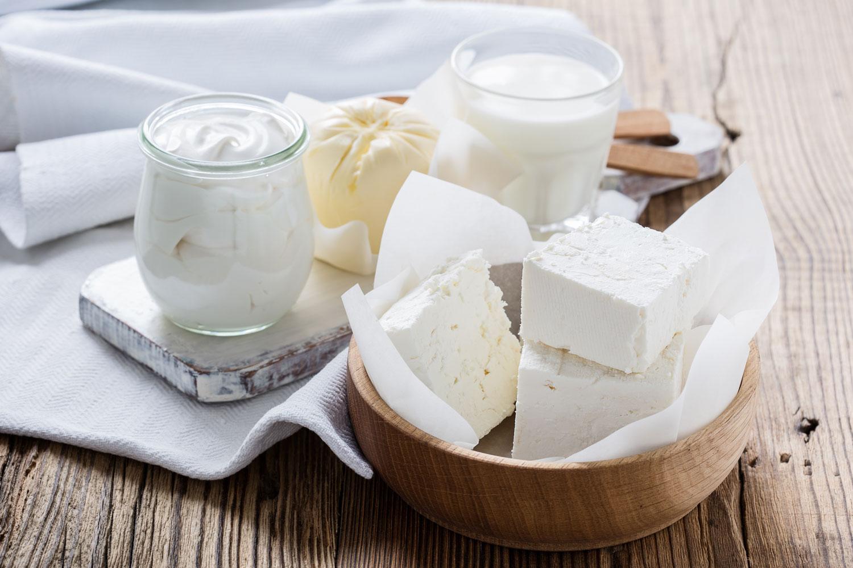 Une forte reprise du cours des ingrédients laitiers